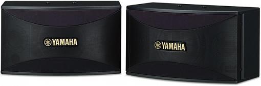 Активная акустическая система YAMAHA KMS-710 BL