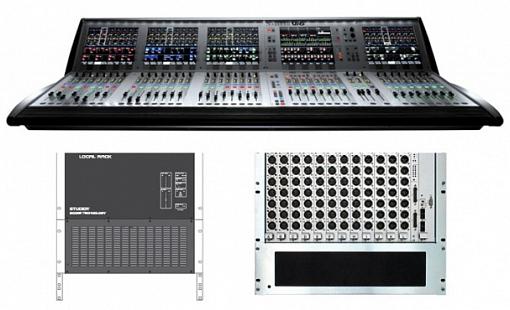 Цифровой микшерный пульт SOUNDCRAFT Vi6-C5
