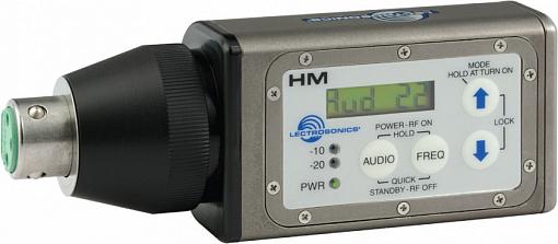 Передатчик Lectrosonics HM-24 (614 - 639МГц)