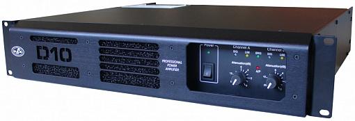 Усилитель мощности DAS AUDIO D-10