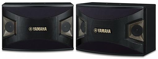 Активная акустическая система YAMAHA KMS-800 BL