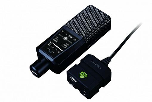 USB-микрофон LEWITT DGT650