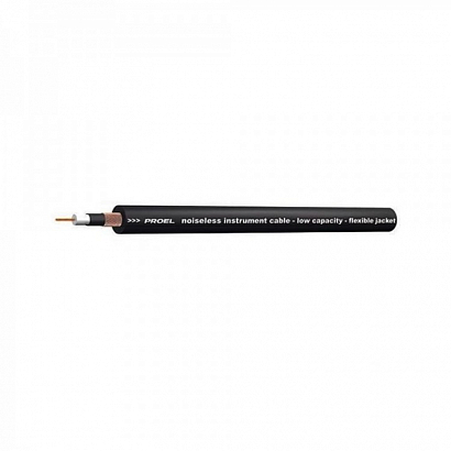 Инструментальный кабель PROEL HPC105BK
