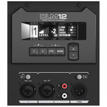 Активная акустическая система MACKIE DLM12