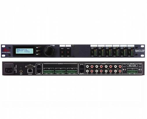 Аудио процессор DBX ZONEPRO 1260