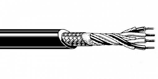 Микрофонный кабель Canare L-4E6S BLU