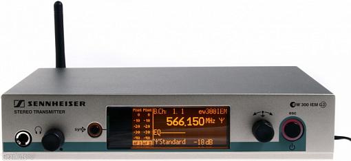 UHF приемник SENNHEISER EK 300-IEM-G3-G-X