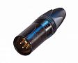 Кабельный разъем XLR Neutrik NC4MXX-D